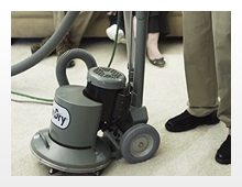 ECG carpet cleaning