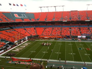 Top Teams in Florida college football series: UM Hurricanes