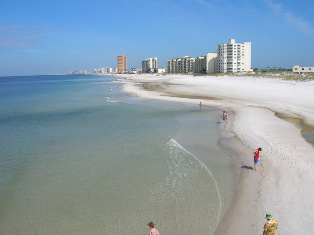 "What Exactly is the ""Emerald Coast""?"