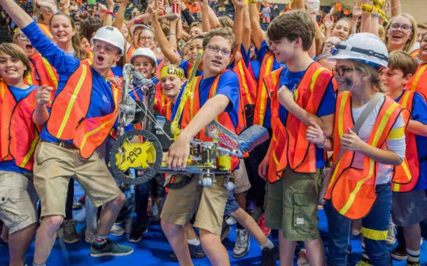 10TH Annual Best Robotics Competition