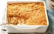 Cheesy Funeral Potatoes From Scratch