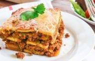 """Pastelón (Puerto Rican Plantain """"Lasagna"""")"""