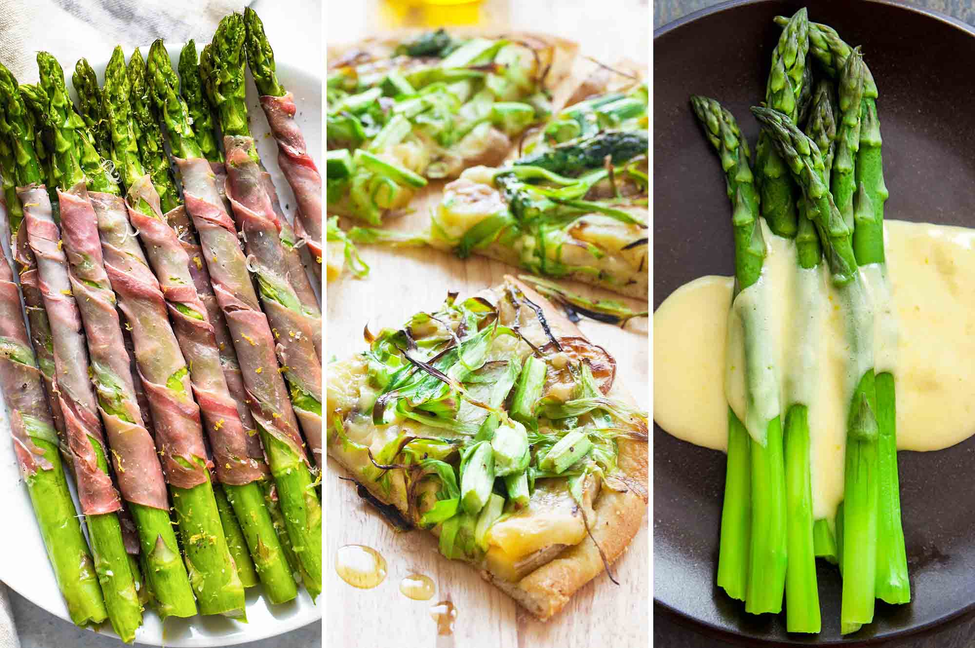 8 Best Asparagus Recipes to Make this Spring
