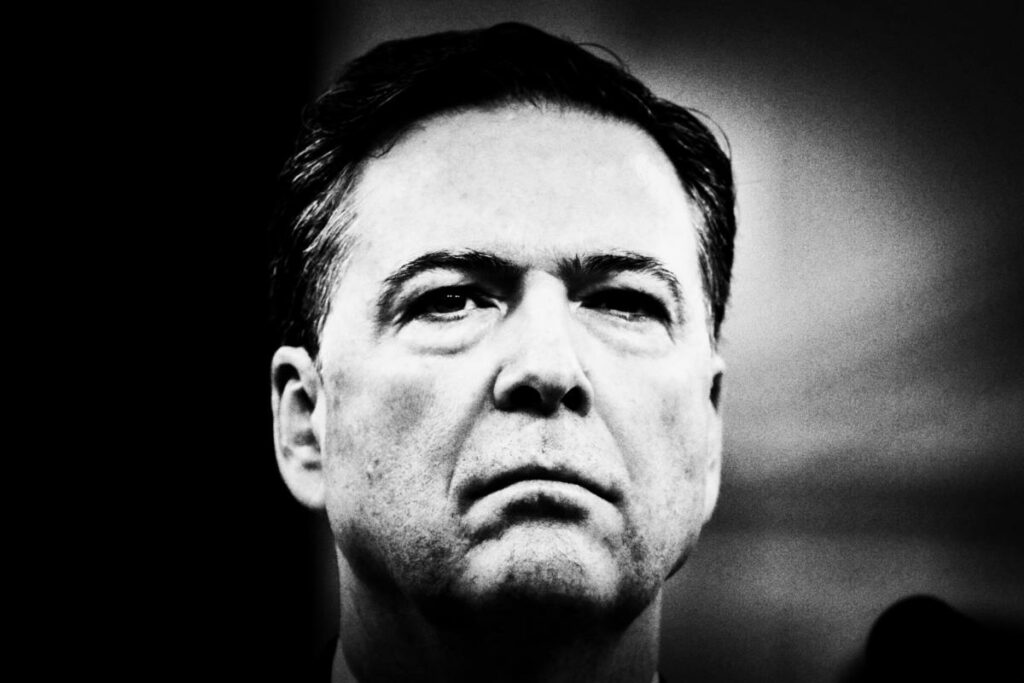 Shades of The Godfather by James Comey