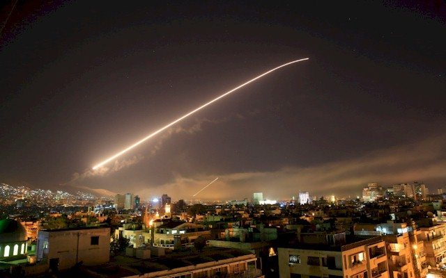 United States Launches Missile Strike Against Syria