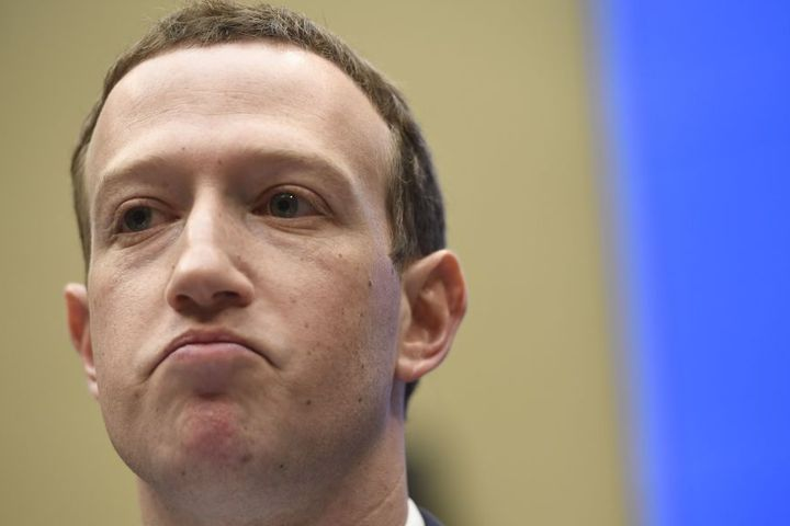Medium pokes fun at Mark Zuckerberg's congressional testimony in the best way possible
