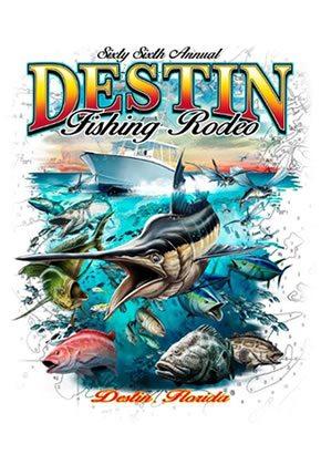 The Top Destin Fishing Tournaments of 2015