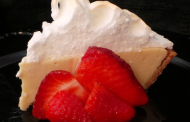 Key Lime Pie — A favorite along the Gulf Coast