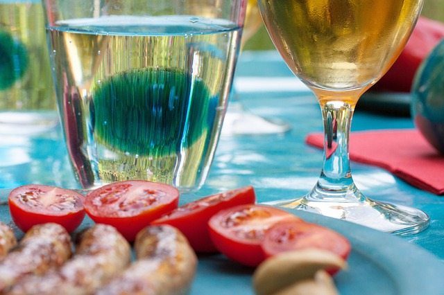 How to Give a Garden Party