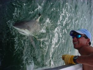 Shark Fishing in Destin
