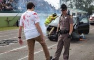 WCFR TEAMS UP WITH LOCAL FIRST RESPONDERS TO HOST MOCK DUI CRASH AHEAD OF PROM SEASON