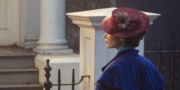 Why Emily Blunt Was Frozen With Fear Playing Mary Poppins