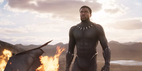 The Black Panther Post-Credits Scene Was Longer, Here's What Was Cut