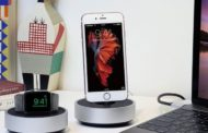 Clean up your charging cords with this minimalist iPhone dock that's on sale