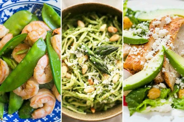 Meal Plan for April Week 3