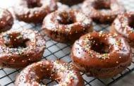 Gluten-Free Chocolate Cake Donuts