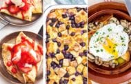 10 Best Recipes for Mother's Day Brunch