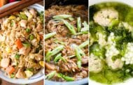 Meal Plan for May Week 4