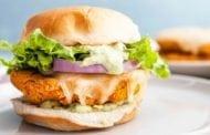 Green Goddess Veggie Burgers