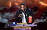 Michael B. Jordan roasts Roseanne Barr at the MTV Awards