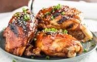 Sous Vide Korean BBQ Chicken