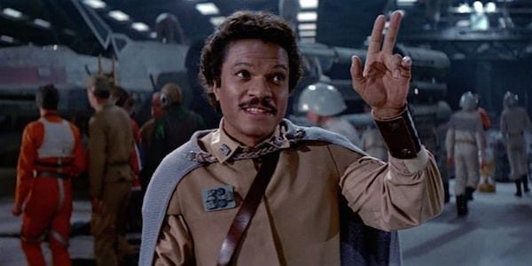 Star Wars: Episode IX Is Bringing Back Billy Dee Williams As Lando Calrissian