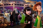 More People Saw Hotel Transylvania 3 Than Skyscraper Last Night