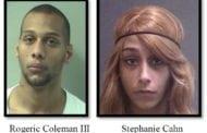 UPDATE: Stabbing Suspect in Custody, Victim's Girlfriend Present