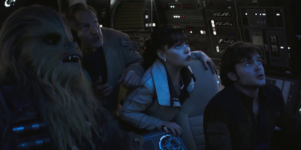 What Solo: A Star Wars Story Is Actually About, According To Sam Witwer