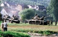 Obsolete NATO poking the Russian Bear