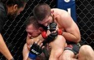 Khabib submits Conor; postfight brawl ensues