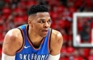 OKC's Westbrook 'progressing' but not cleared