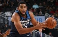 Towns: Wolves' preseason woes 'unacceptable'