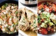 Simply Recipes Meal Plan: October 2018, Week 4