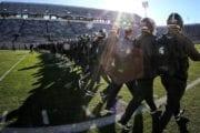 'Bush league' antics revitalize MSU-Mich. rivalry