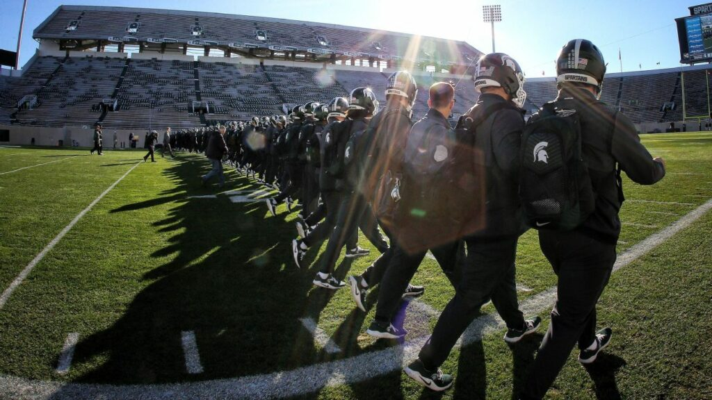 'Bush league' antics revitalize MSU-Mich. rivalry