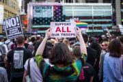 Transgender rights activists are flooding Twitter with helpful tips for allies
