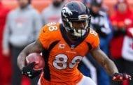 Broncos trade star receiver Thomas to Texans