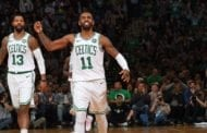 Clean-cut Kyrie gets back in shape with best game of season