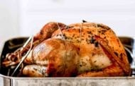 How to Dry Brine and Roast a Turkey