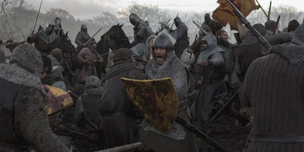 What It Was Like Filming Outlaw King's Muddy, Bloody Battle Sequences