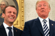 Trump and Macron: Is the Bromance Over?