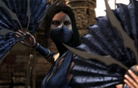 See How Unbelievable Gal Gadot Would Look Like As Kitana In Mortal Kombat