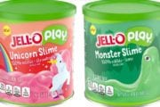 Jell-O unveils pre-made, edible Instagram slime