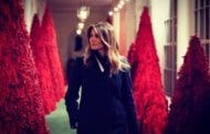 Stunning WH Christmas Décor Unveiled