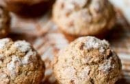 Orange-Spiced Whole Wheat Muffins