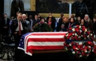 America Bids Farewell to George H.W. Bush