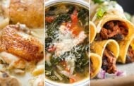 Simply Recipes 2018 Meal Plan: December Week 2