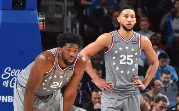 Joel Embiid's wasted big night shines light on Sixers' roster issues