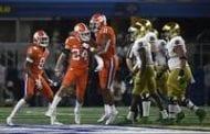 Cotton Bowl: Clemson blasts Notre Dame 30-3 to advance to CFP final